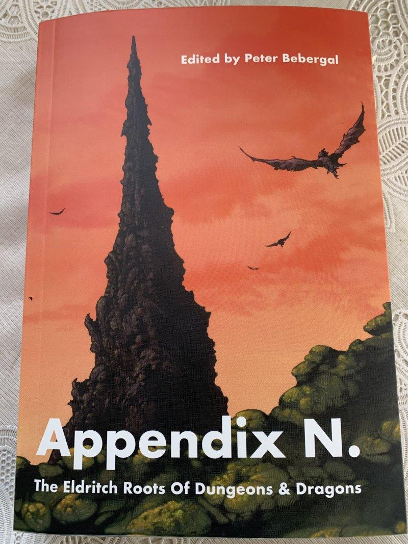 Book cover Appendix N