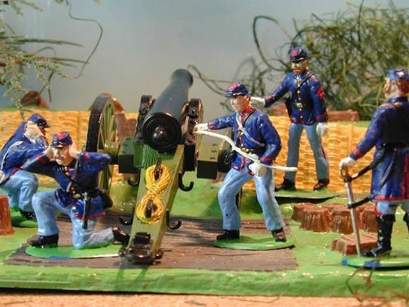 Union Artillery... BMC and CTS figures