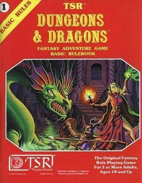 Moldvay D&D Basic Rules