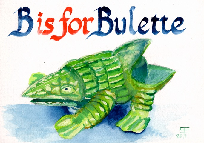 B is for Bulette
